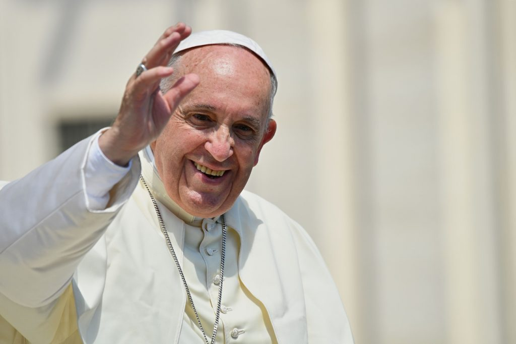 Orędzie Franciszka na 57. Światowy Dzień Modlitw o Powołania
