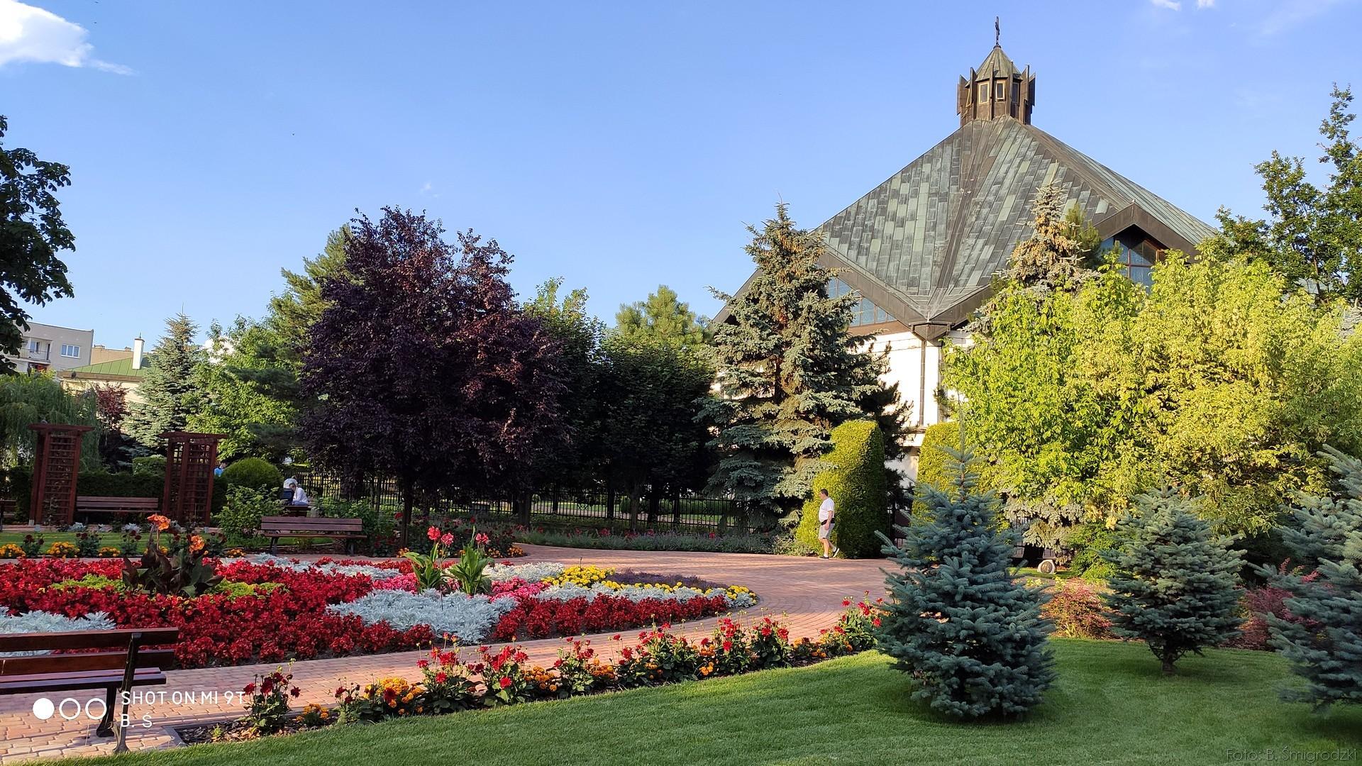 Ogród parafialny